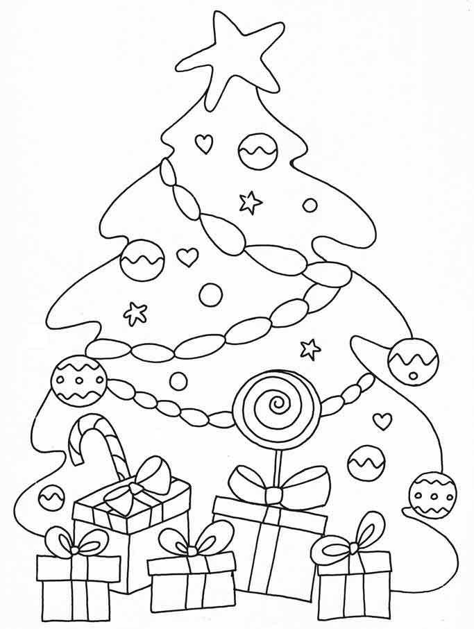 Natale Disegno Da Colorare.Disegni Natalizi Per Bambini Da Stampare E Colorare Coloradisegni