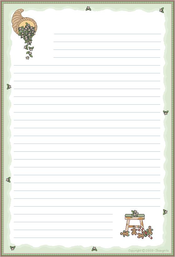 Carta da lettere di natale for Fogli da colorare e stampare