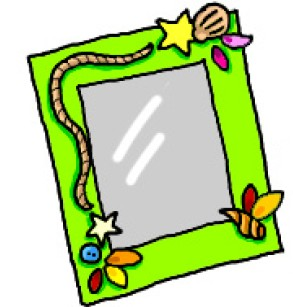 Lo specchio finto - Lo specchio di carta ...